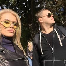 Kristina & Eugen User Profile