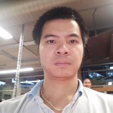 Van Sang felhasználói profilja