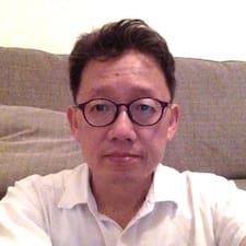 Profil utilisateur de Jae-Ho