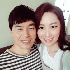 Användarprofil för Jong Hyun