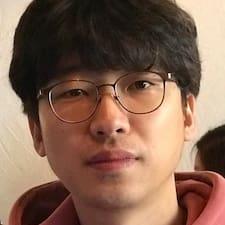 Perfil do utilizador de Kyung-Rae