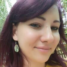 Henkilön Anca Mihaela käyttäjäprofiili