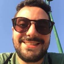 Gebruikersprofiel Antonello