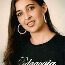 Elaine Aparecida的用戶個人資料