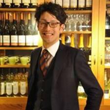 Profil utilisateur de Tomohiro