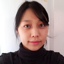 Perfil do utilizador de 주영