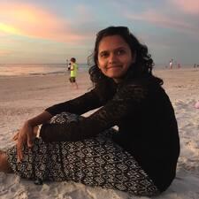 Profil utilisateur de Shruthi