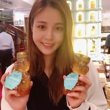 Användarprofil för Yujin