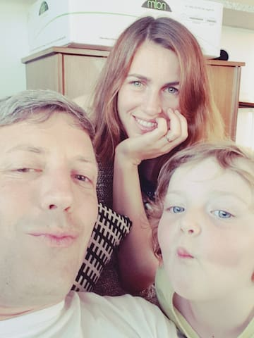 François, Martina & Svea