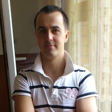Profil utilisateur de Вонифат