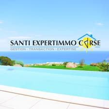 Santi Expertimmo Corse User Profile
