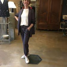 Användarprofil för Anne-Chantal