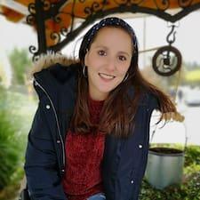 Profilo utente di Inés