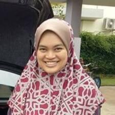 Профіль користувача Aisyah