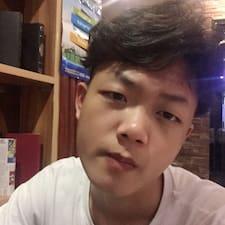 Perfil do usuário de 小深