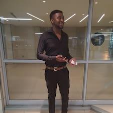 Bongani User Profile