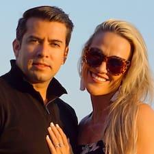 Luis & Tiffany Brugerprofil