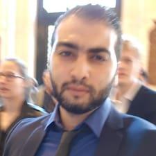 Användarprofil för Bassem