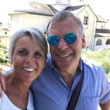 Henkilön Monique & Peter käyttäjäprofiili
