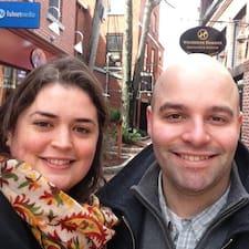 Profilo utente di Dennis & Jessica