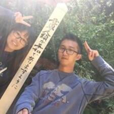 Yunyi的用戶個人資料
