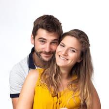 Profil utilisateur de Clarisse Et Pierre
