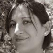 Marie-Hélène felhasználói profilja