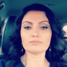 Wazhma felhasználói profilja