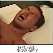泽铮 Brukerprofil