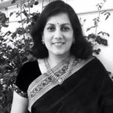 Madhavi felhasználói profilja