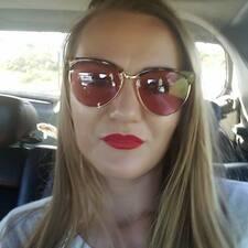 Profil utilisateur de Keeley