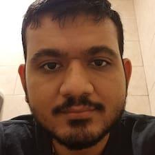 Profil utilisateur de Devang