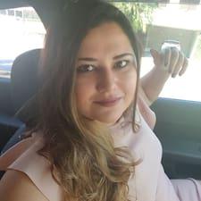 Profil utilisateur de Pamella