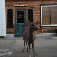The Deer Park Inn felhasználói profilja