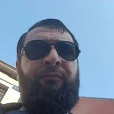Adam - Uživatelský profil