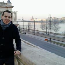 Gyula - Uživatelský profil