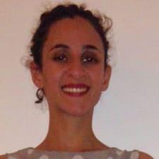 Safia felhasználói profilja
