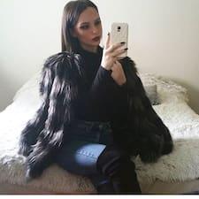 Profil utilisateur de Doriane