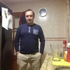 Diego Jose Brugerprofil