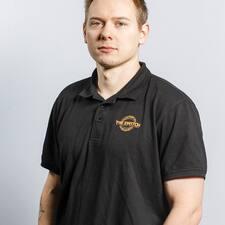 โพรไฟล์ผู้ใช้ Jukka