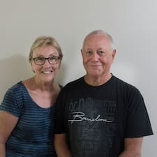 Christine & Andy bir süper ev sahibi.
