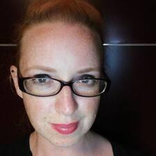 Katherine felhasználói profilja