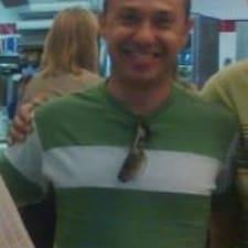 Pablo Rafael felhasználói profilja