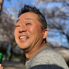 Isamu User Profile