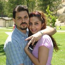 Naghmeh felhasználói profilja