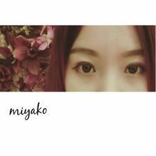 Henkilön Miyako käyttäjäprofiili