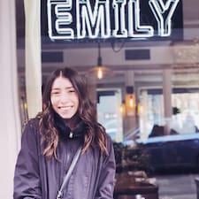 Emily的用戶個人資料