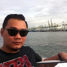 Profil utilisateur de Salleh