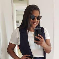 Profil utilisateur de Rafaela Braga Reis Faria