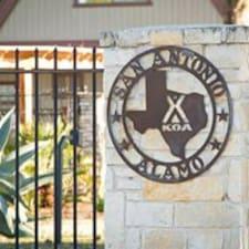 Perfil do utilizador de Alamo Kampgrounds Inc